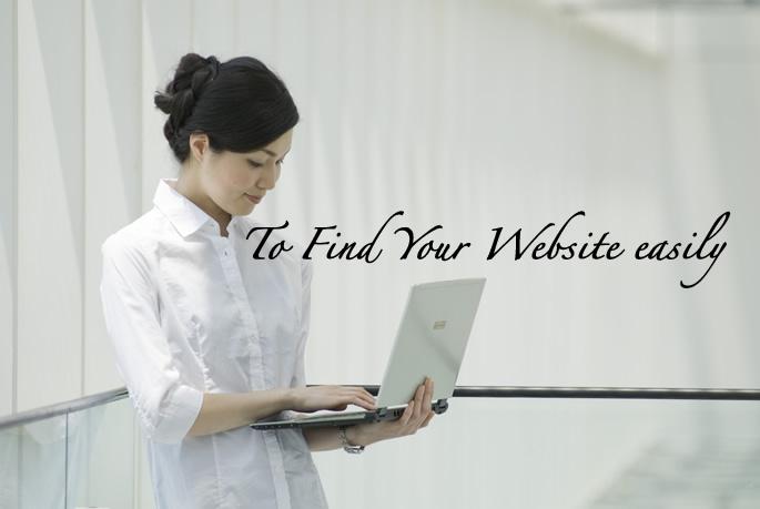 検索されやすいホームページを作る