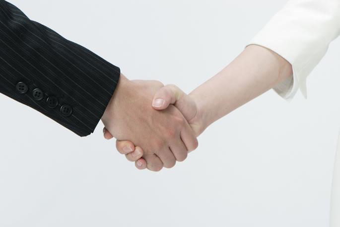 感情と論理の握手