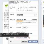 Facebook広告を使ってアクセスアップする方法(性別、年齢、言語、興味、関心などでターゲット)