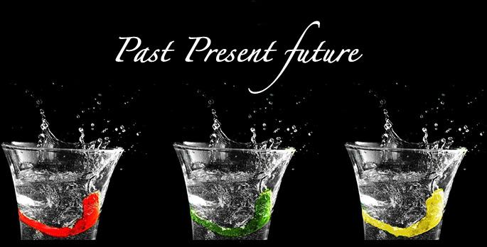 現在過去未来