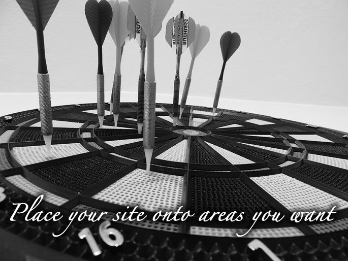 ニーズのある検索地域に自分のサイトを設置する