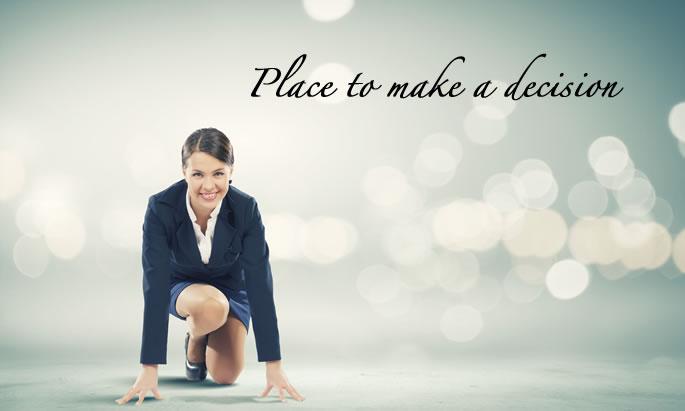 どうしたら良いか?を教えるのではなく、自分で決める場所を作る